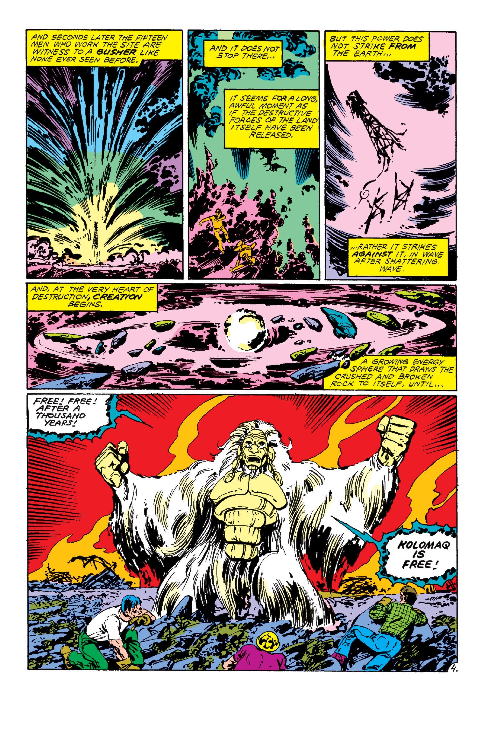 Read online Alpha Flight (1983) comic -  Issue #6 - 5