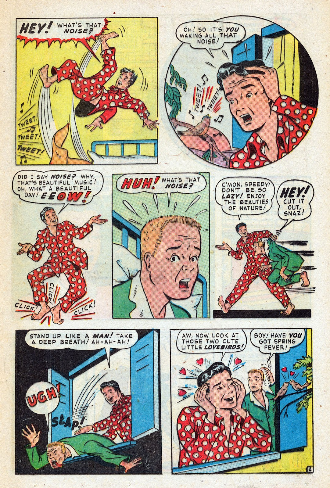 Read online Nellie The Nurse (1945) comic -  Issue #14 - 33