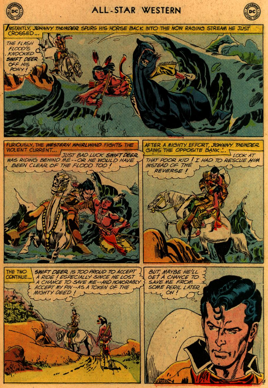 Read online All-Star Western (1951) comic -  Issue #102 - 27