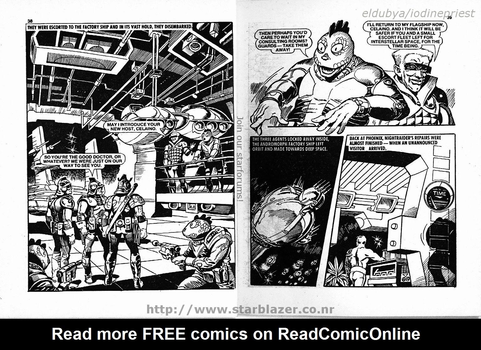 Starblazer issue 172 - Page 21
