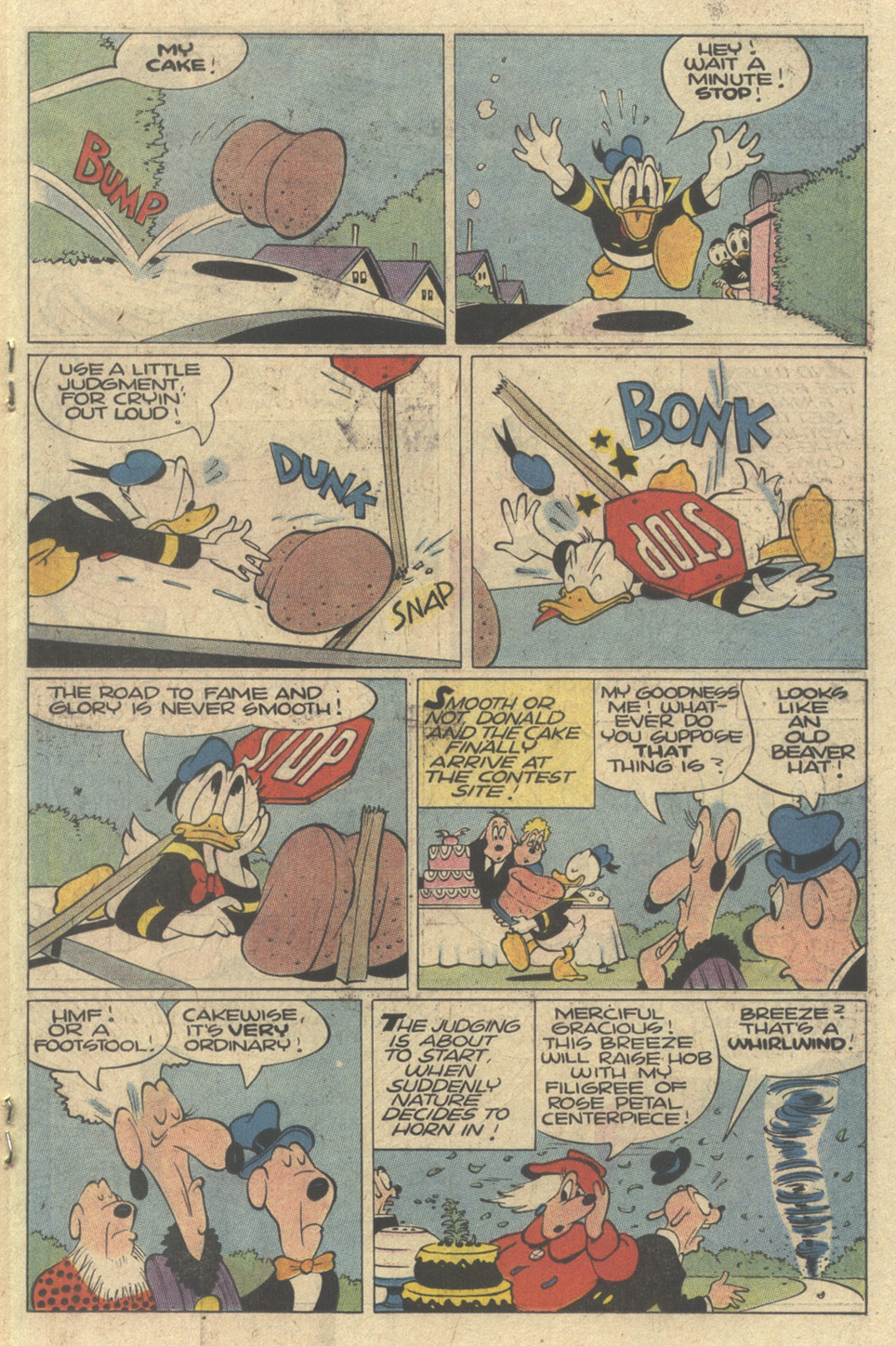 Walt Disney's Donald Duck (1986) issue 272 - Page 19
