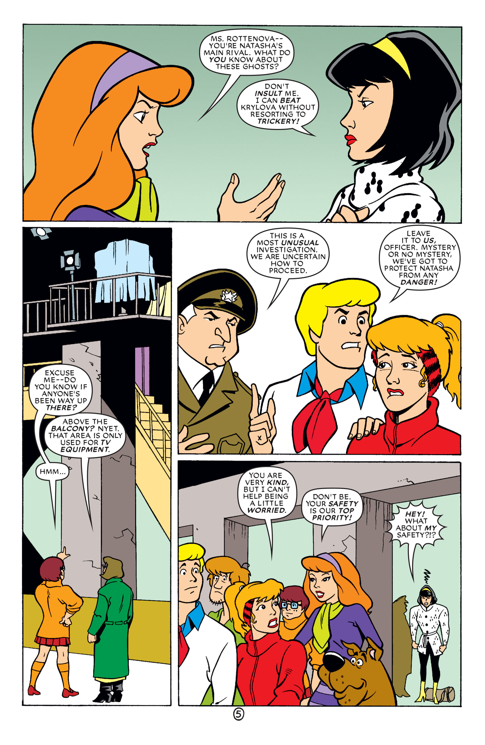 Read online Scooby-Doo (1997) comic -  Issue #67 - 6