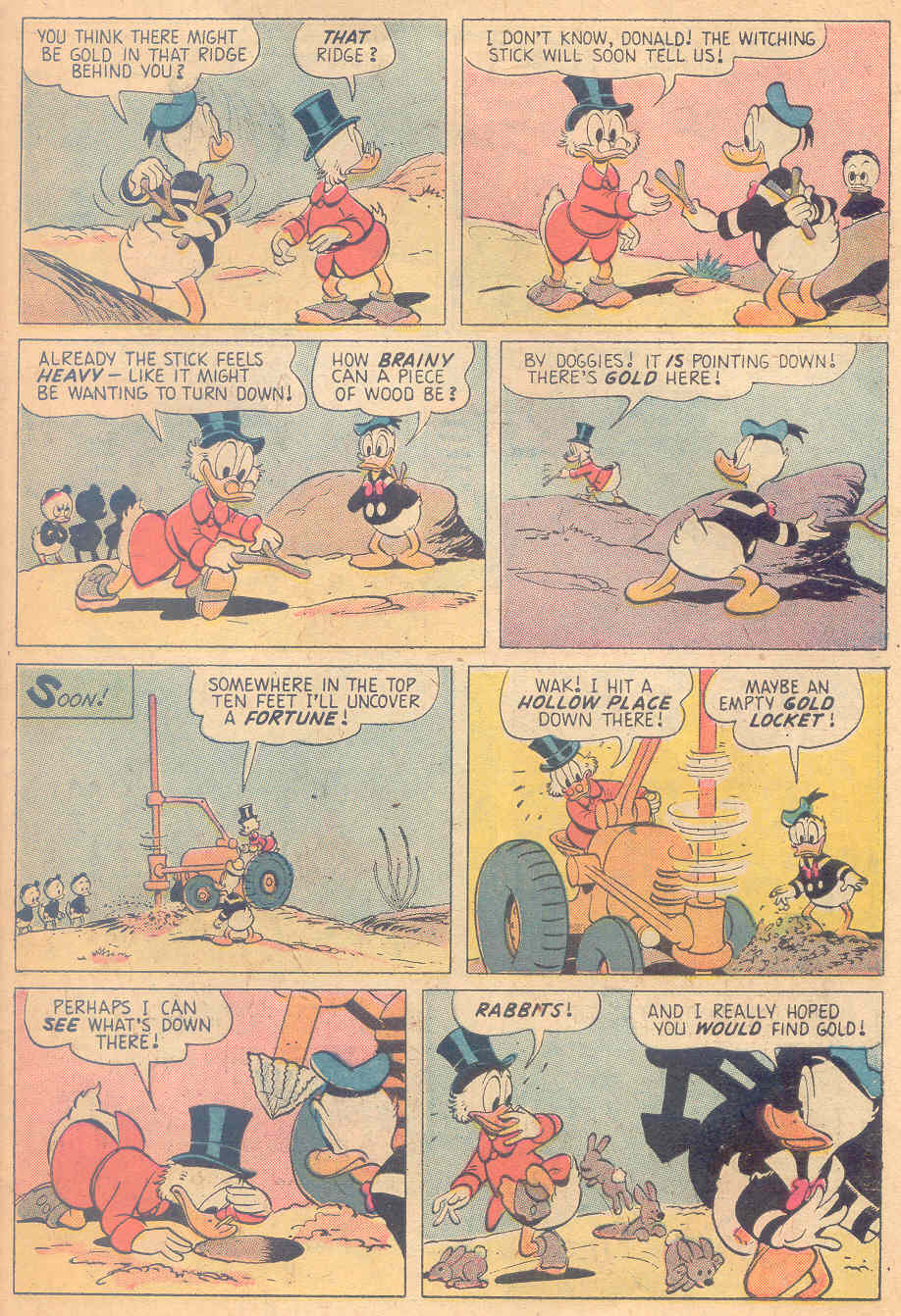 Read online Uncle Scrooge (1953) comic -  Issue #138 - 31