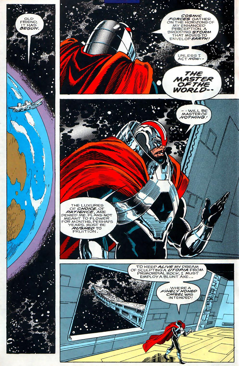 Read online Alpha Flight (1983) comic -  Issue #110 - 4