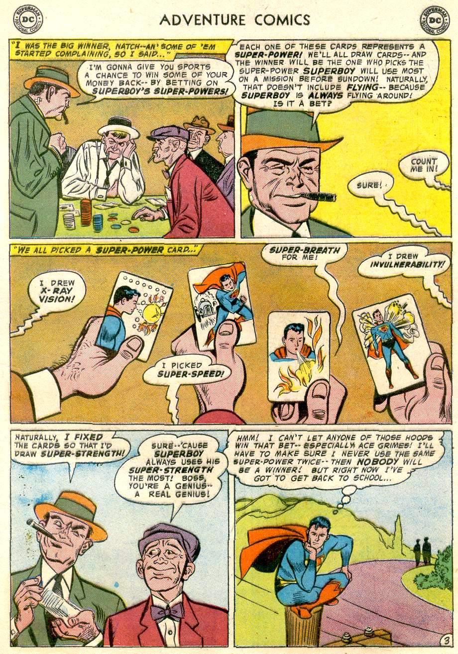 Read online Adventure Comics (1938) comic -  Issue #248 - 5