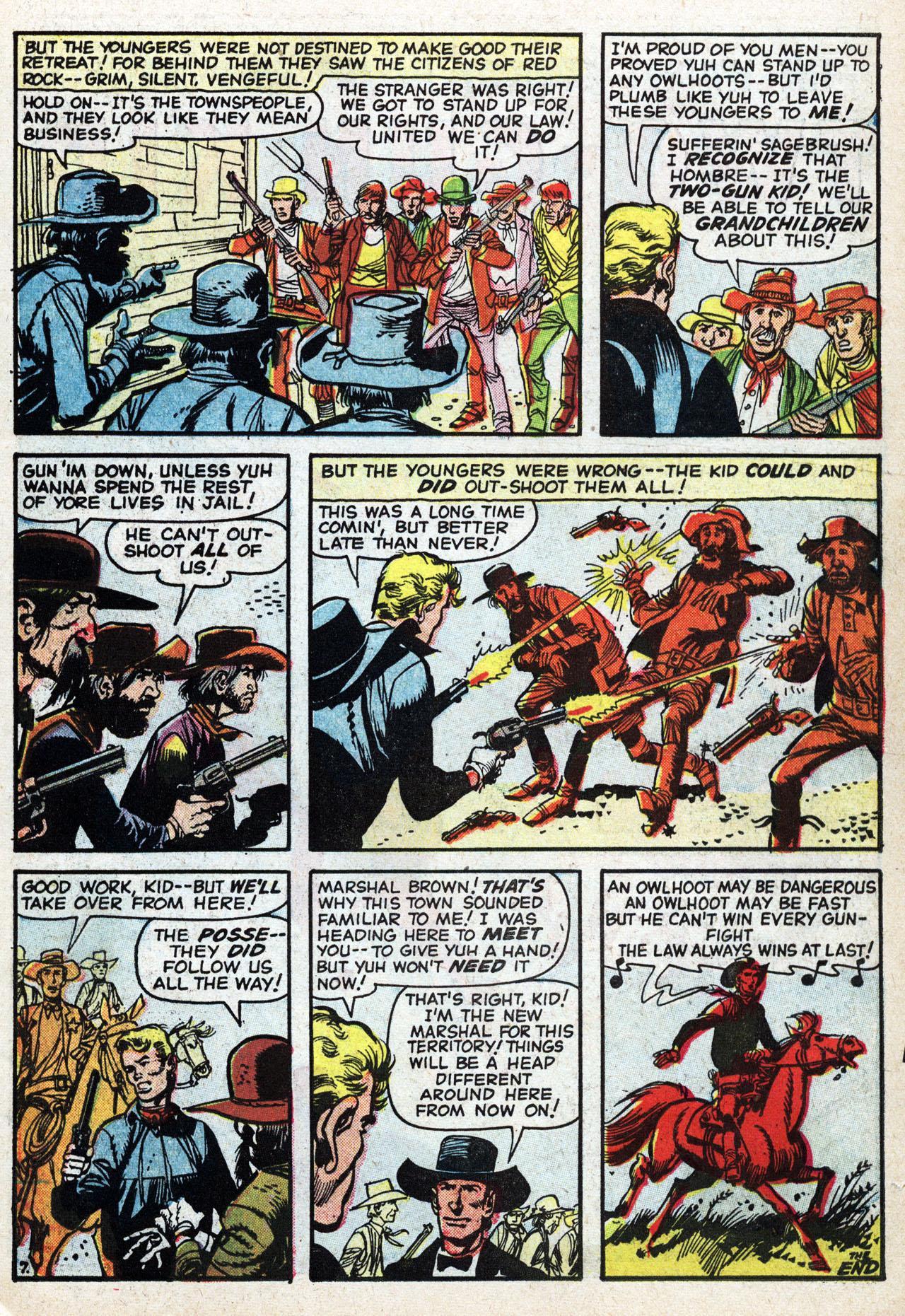 Read online Two-Gun Kid comic -  Issue #46 - 11