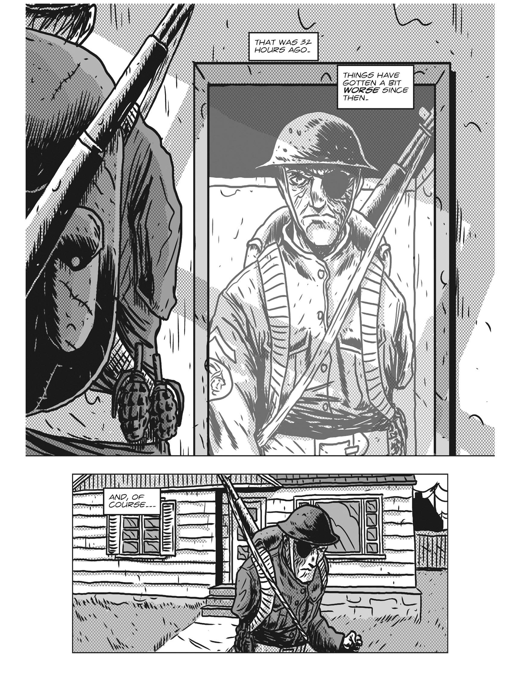 Read online FUBAR comic -  Issue #3 - 267