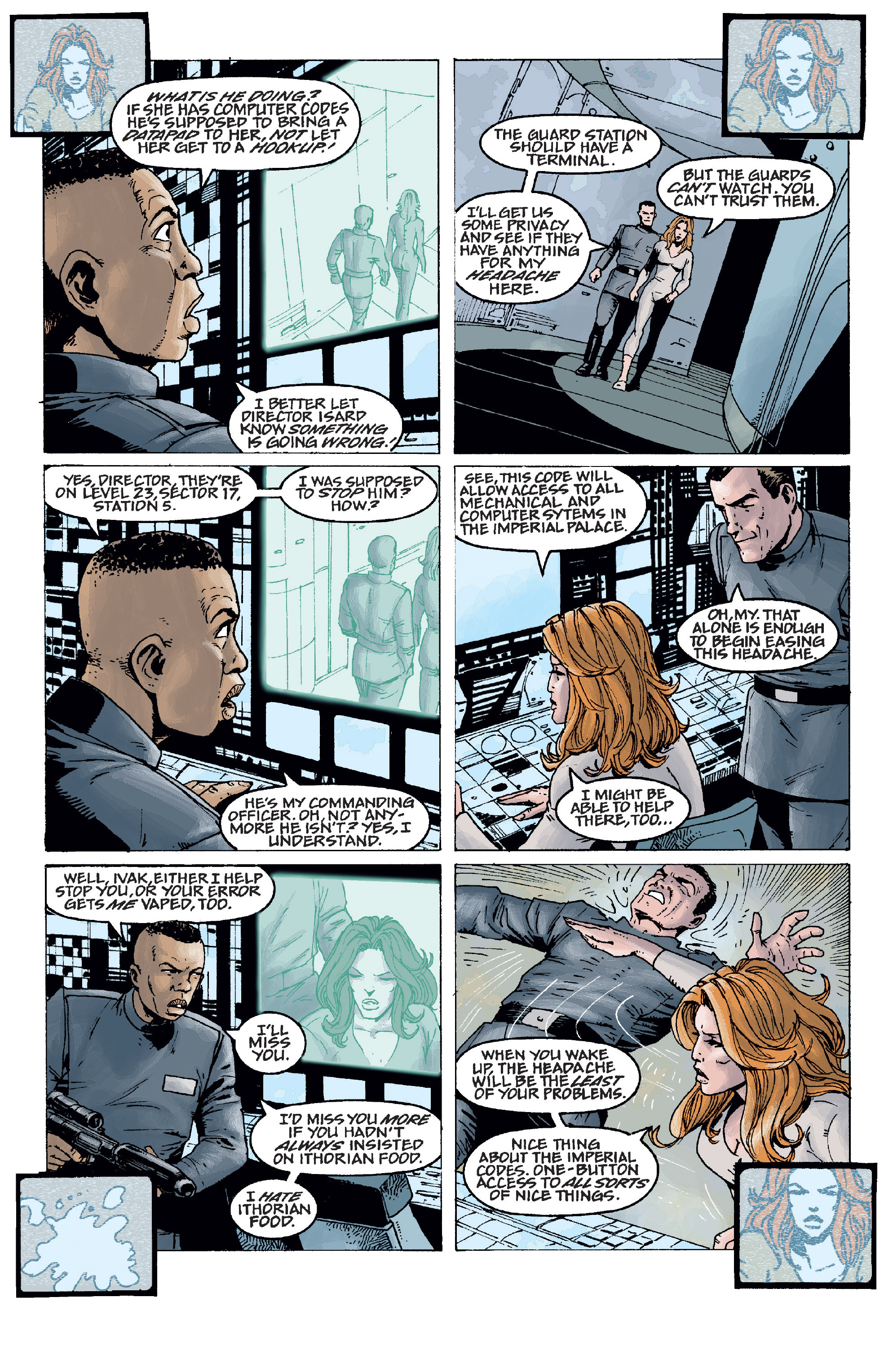Read online Star Wars Omnibus comic -  Issue # Vol. 11 - 214