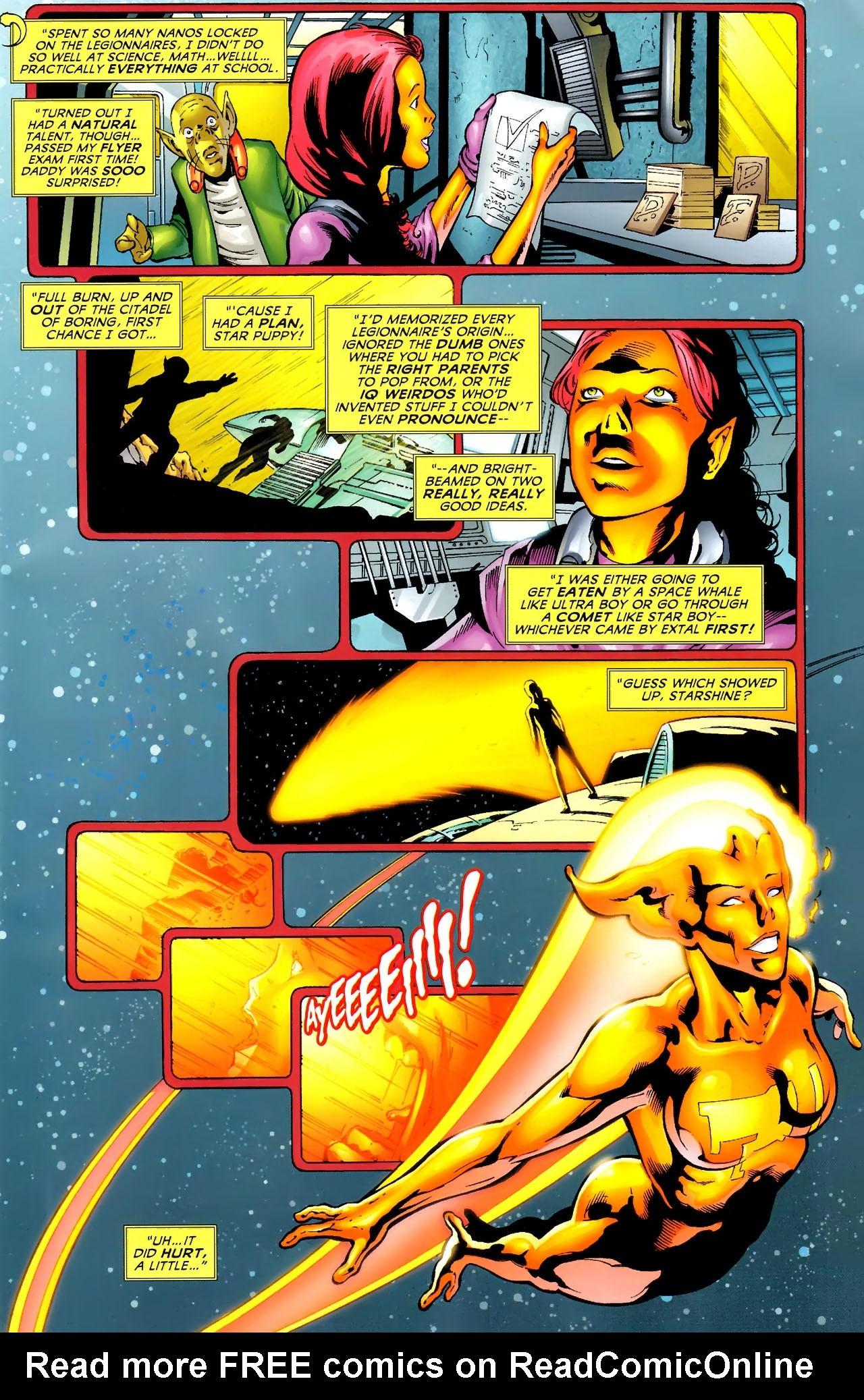 Read online Adventure Comics (1938) comic -  Issue #527 - 4