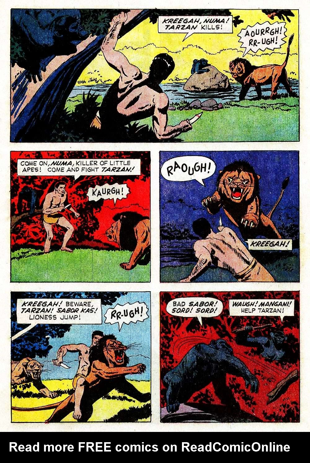 Tarzan (1962) issue 139 - Page 5