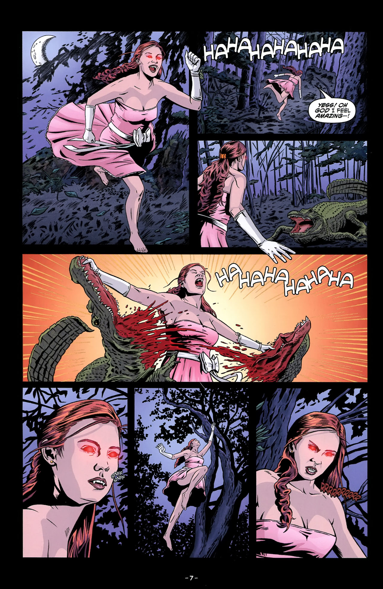 Read online True Blood: Tainted Love comic -  Issue #2 - 11