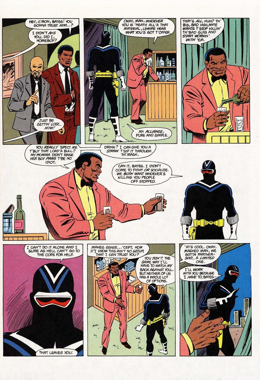 Vigilante (1983) issue 31 - Page 7