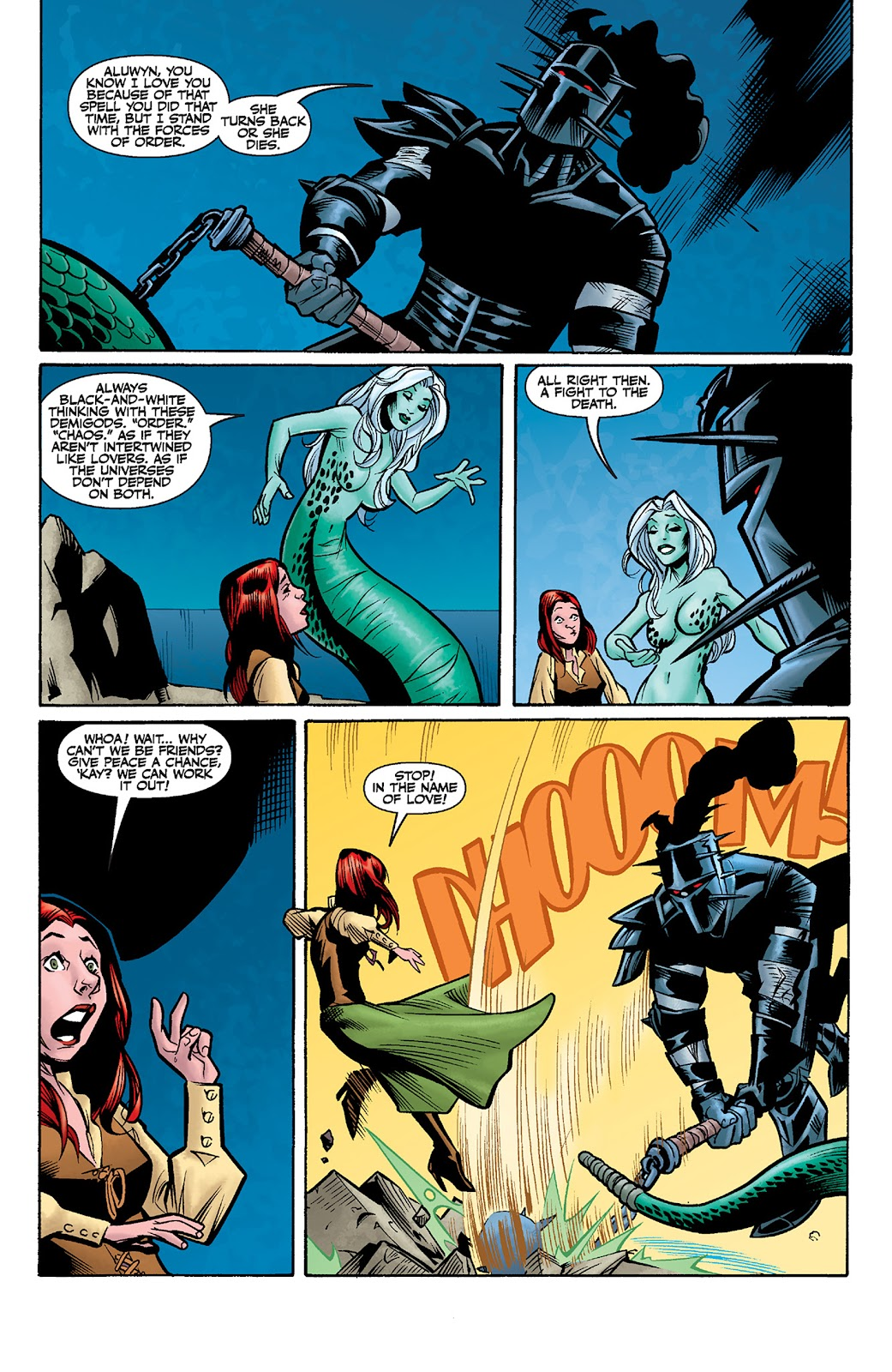 Read online Buffy the Vampire Slayer: Willow comic -  Issue # Full - 11