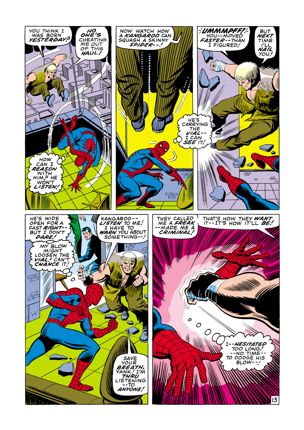The Amazing Spider-Man (1963) 81 Page 13
