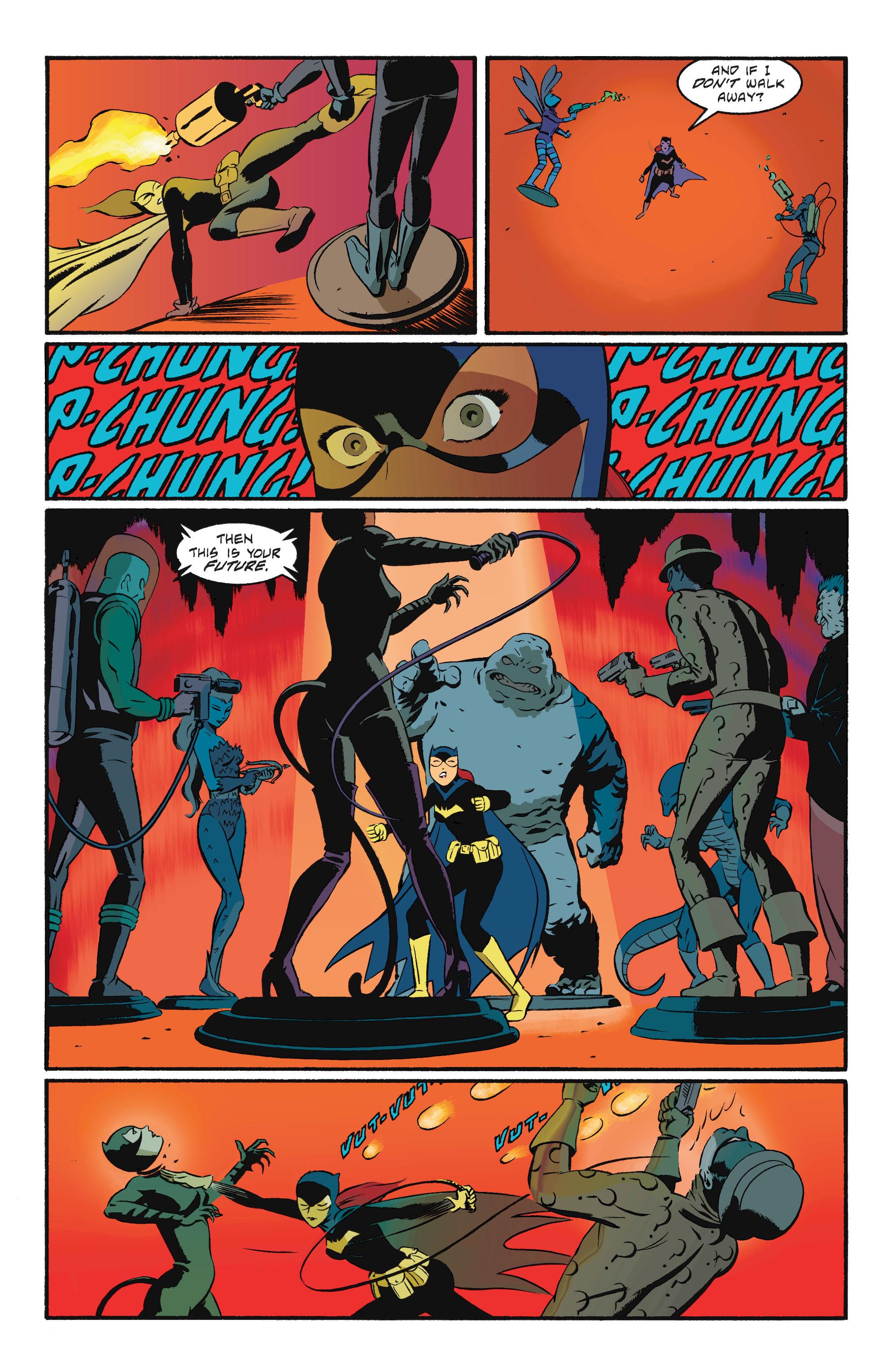 Read online Batgirl/Robin: Year One comic -  Issue # TPB 2 - 192