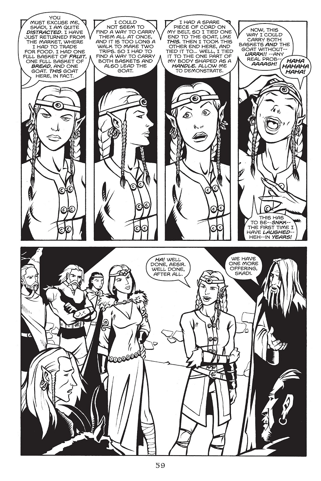 Read online Gods of Asgard comic -  Issue # TPB (Part 1) - 60