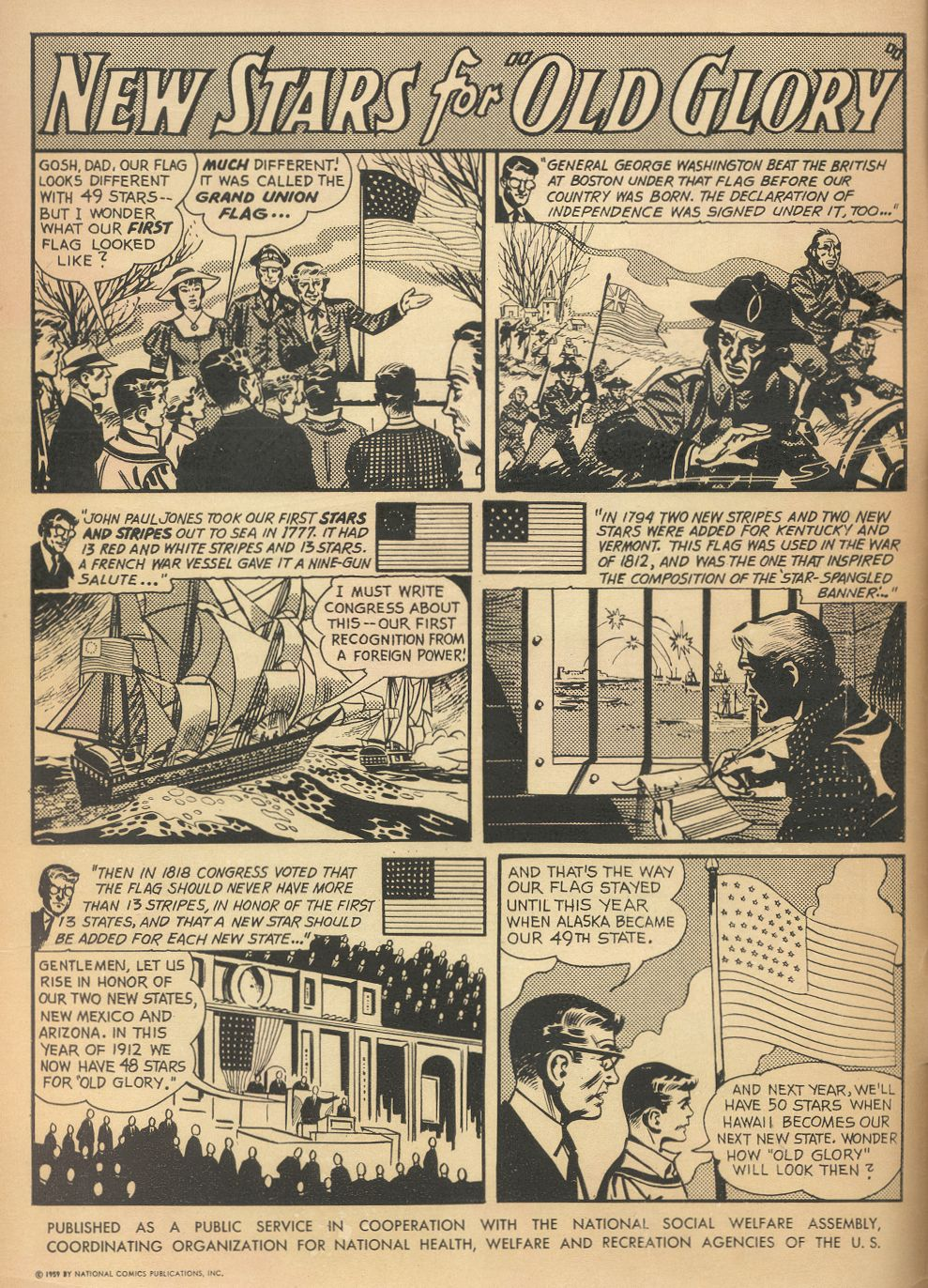 Mystery in Space (1951) issue 55 - Page 1
