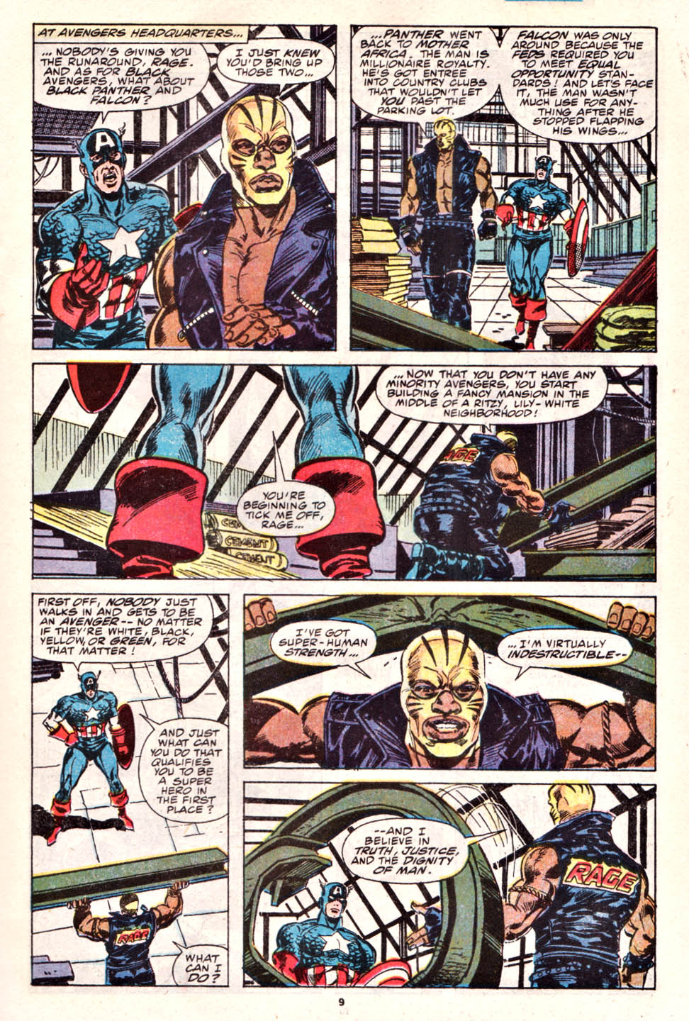The Avengers (1963) 326 Page 7