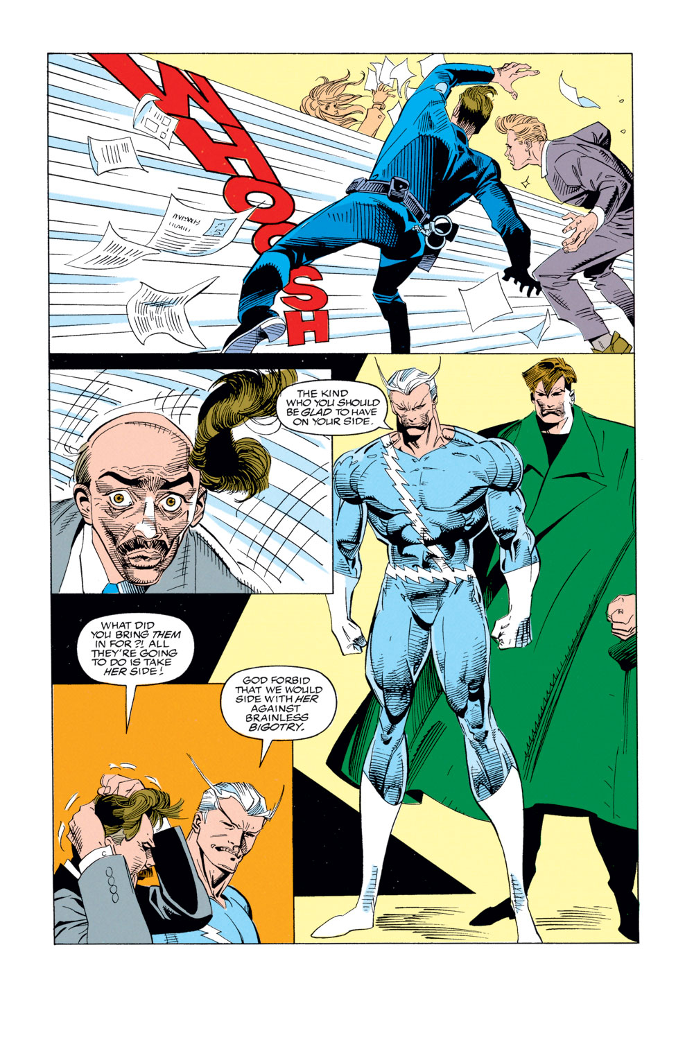 Read online X-Factor (1986) comic -  Issue #79 - 11