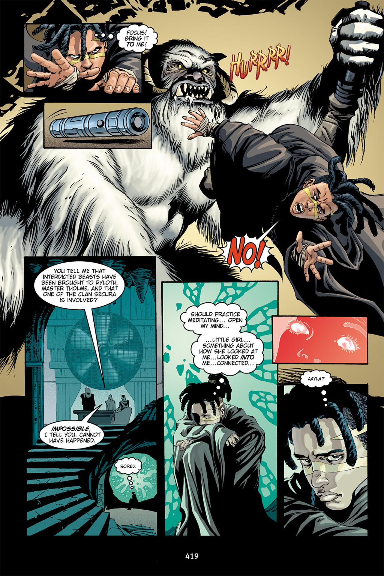 Read online Star Wars Omnibus comic -  Issue # Vol. 15.5 - 137