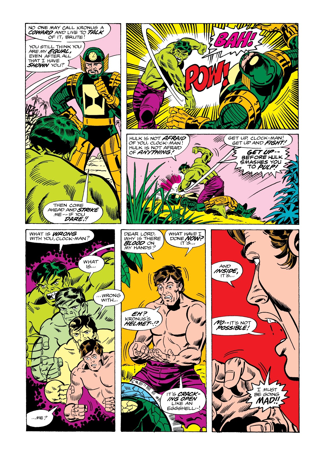 Read online Marvel Masterworks: The Incredible Hulk comic -  Issue # TPB 12 (Part 2) - 89