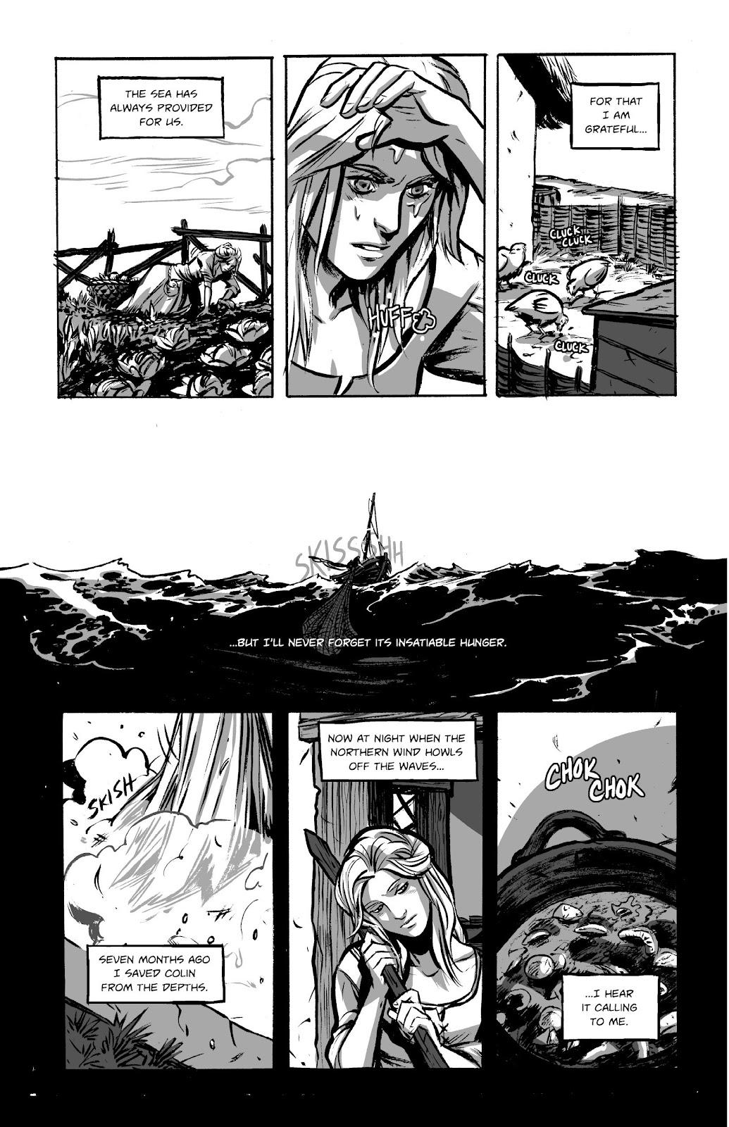 Read online Demeter comic -  Issue # Full - 9