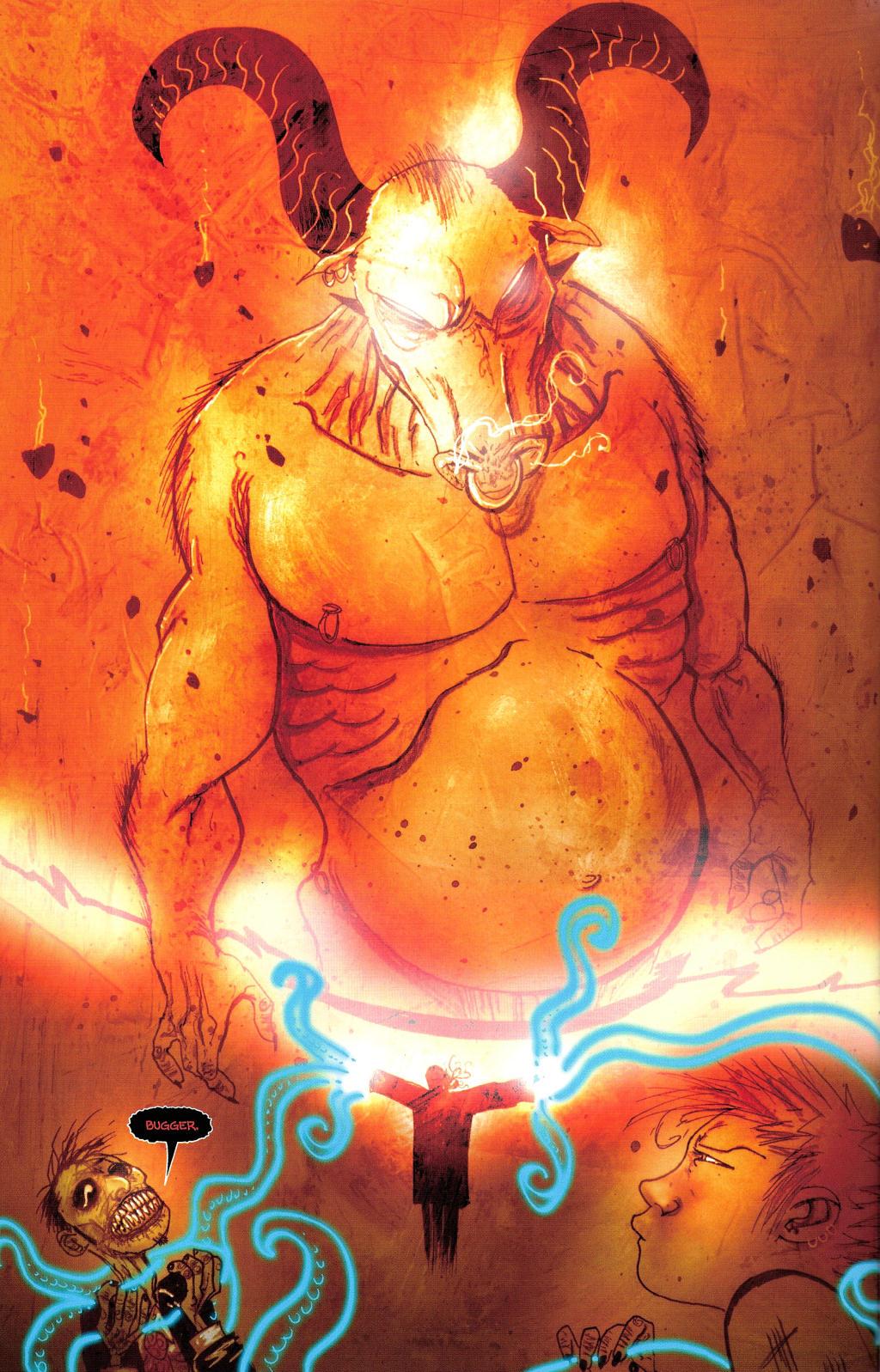 Read online Wormwood: Gentleman Corpse comic -  Issue #4 - 13