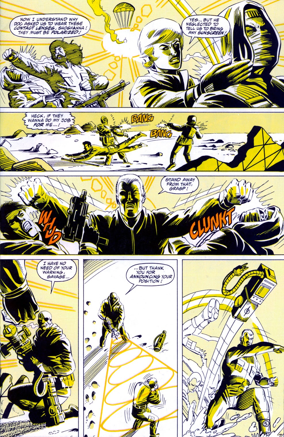 Doc Savage (1988) issue 13 - Page 7