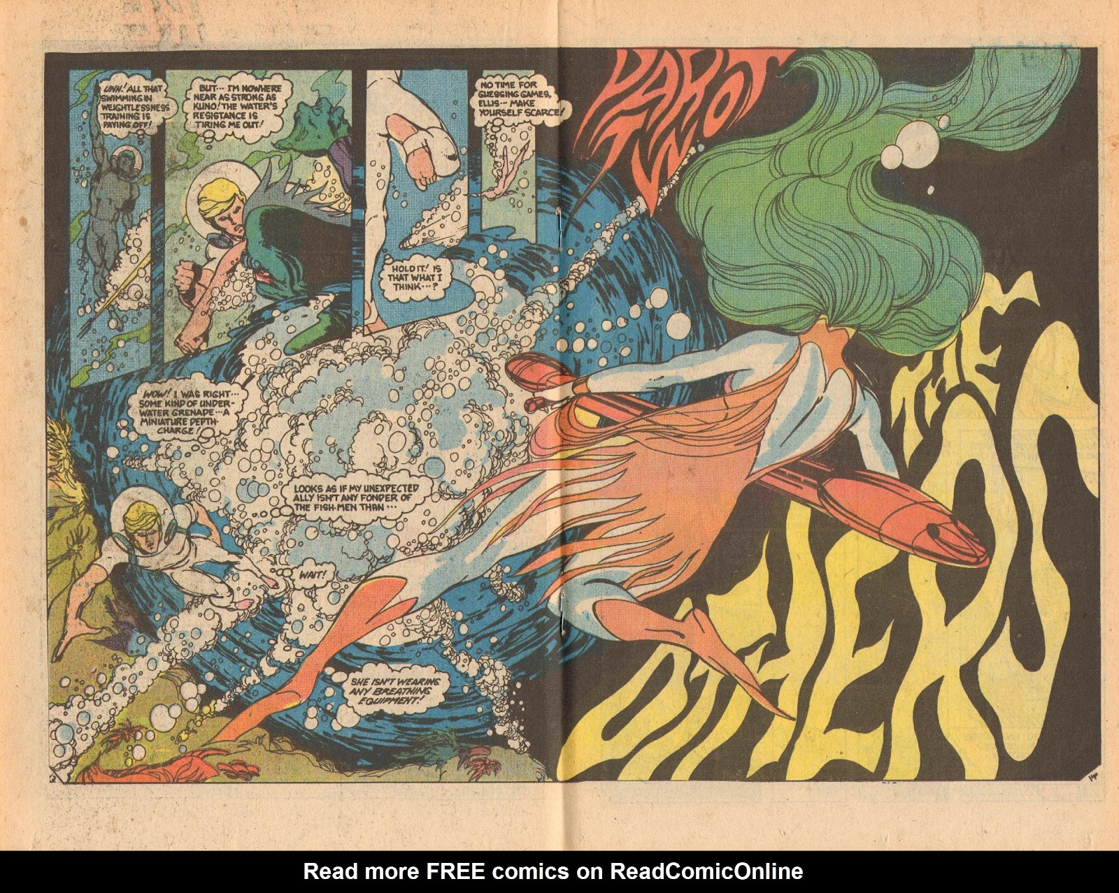 Read online Doomsday   1 (1975) comic -  Issue #10 - 18