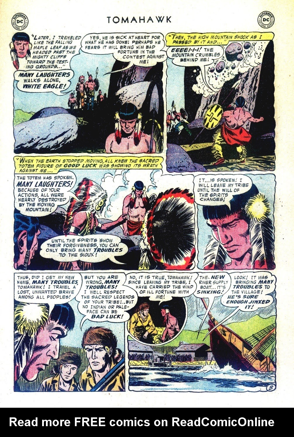 Tomahawk issue 50 - Page 5