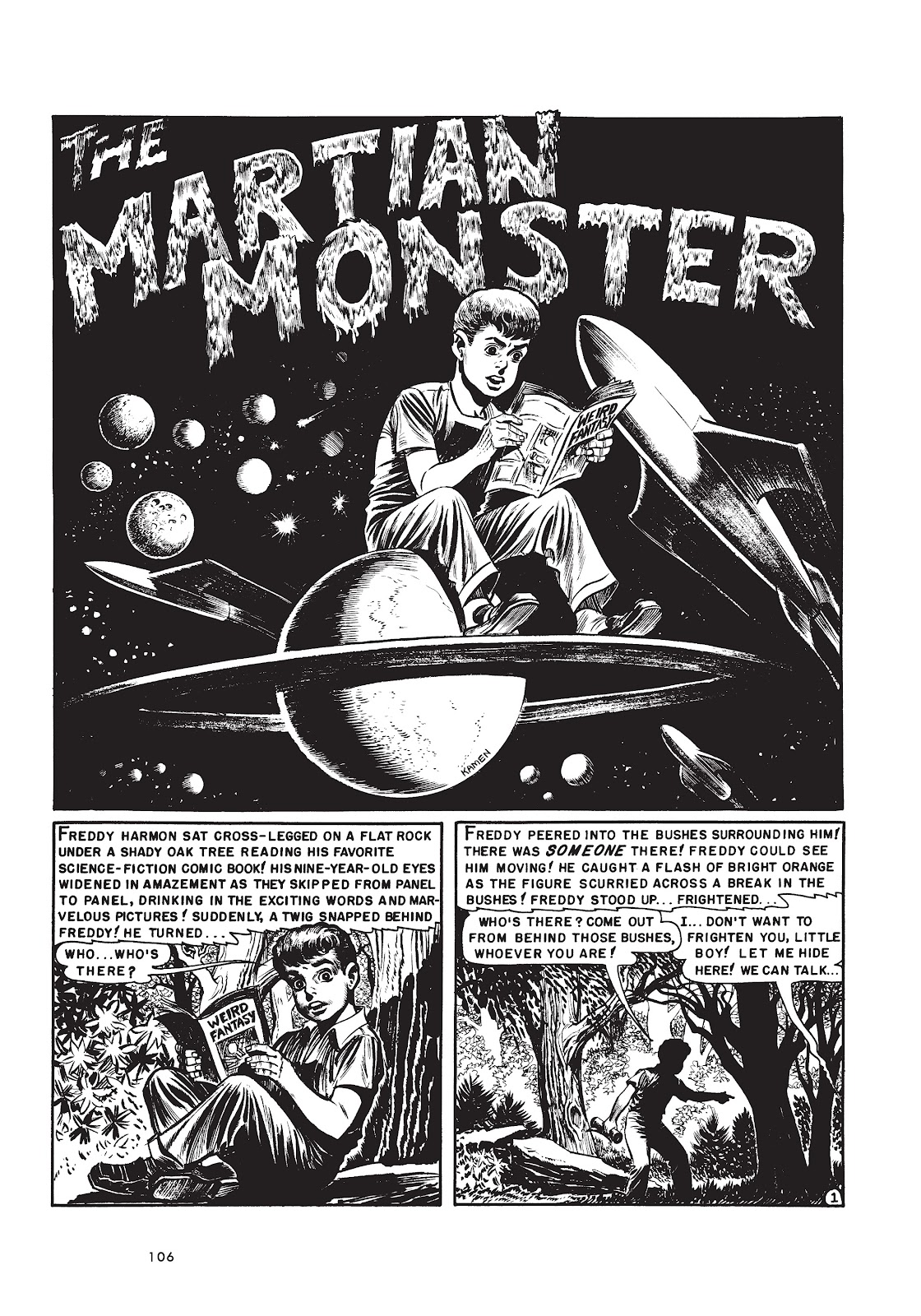 Read online The Martian Monster and Other Stories comic -  Issue # TPB (Part 2) - 21