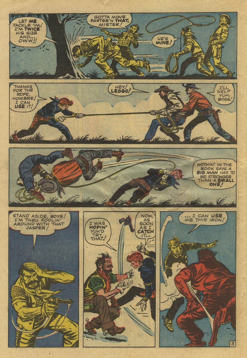The Rawhide Kid (1955) issue 25 - Page 30