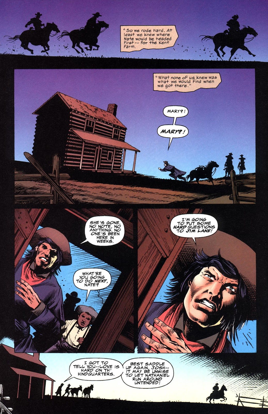 The Kents issue 8 - Page 16