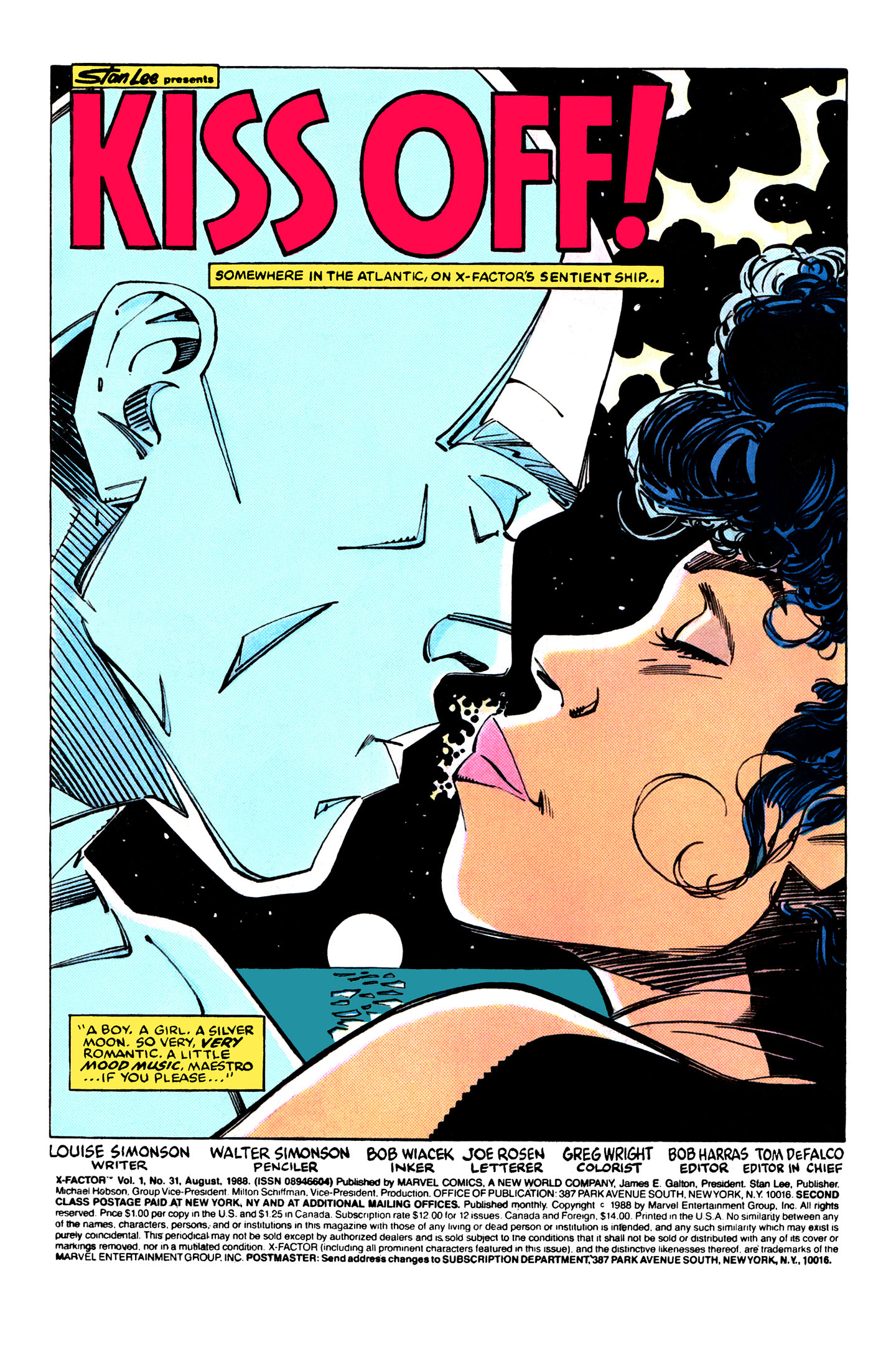 Read online X-Factor (1986) comic -  Issue #31 - 2