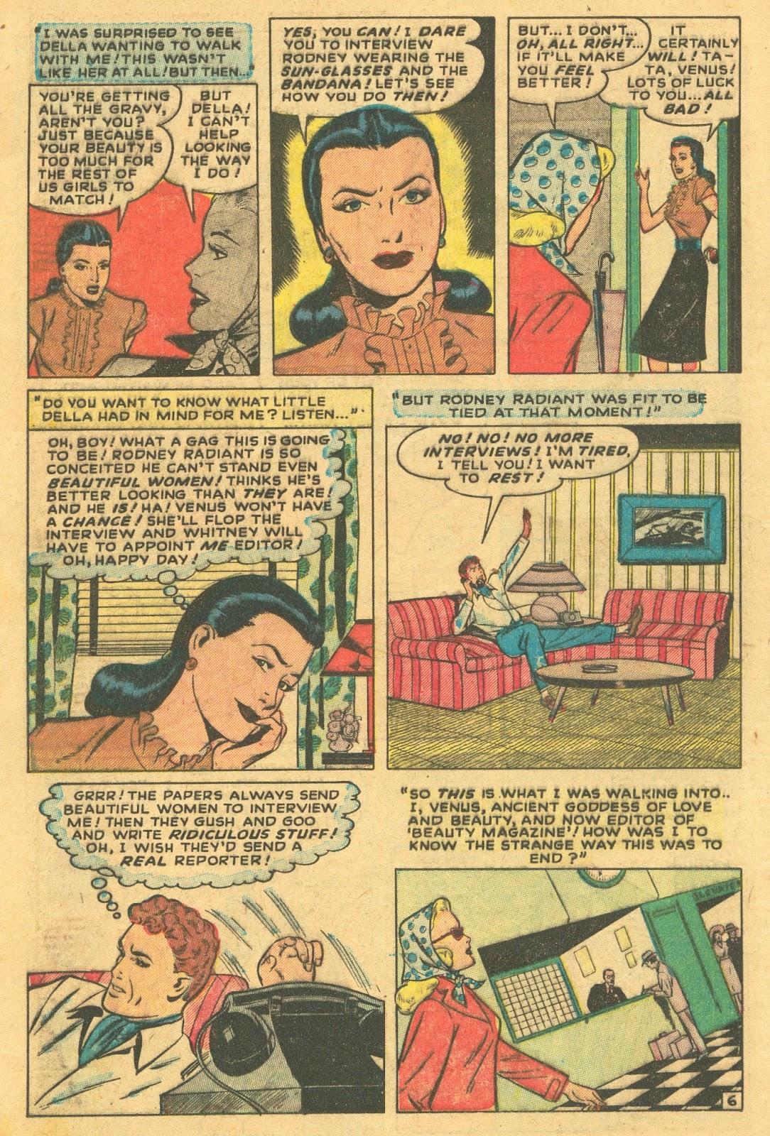 Venus (1948) issue 3 - Page 10