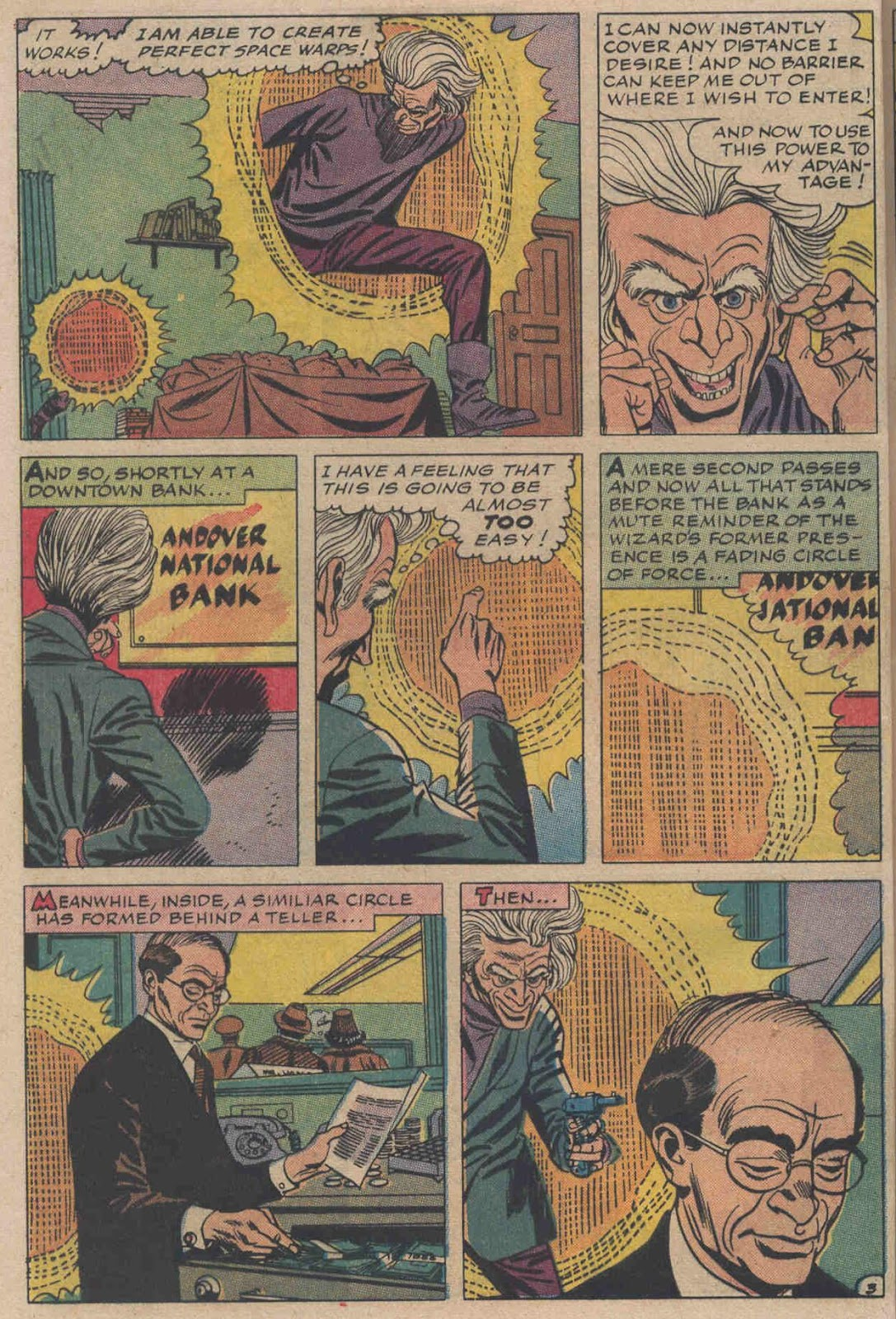 T.H.U.N.D.E.R. Agents (1965) issue 6 - Page 22