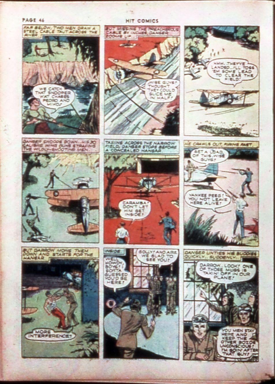 Read online Hit Comics comic -  Issue #14 - 48