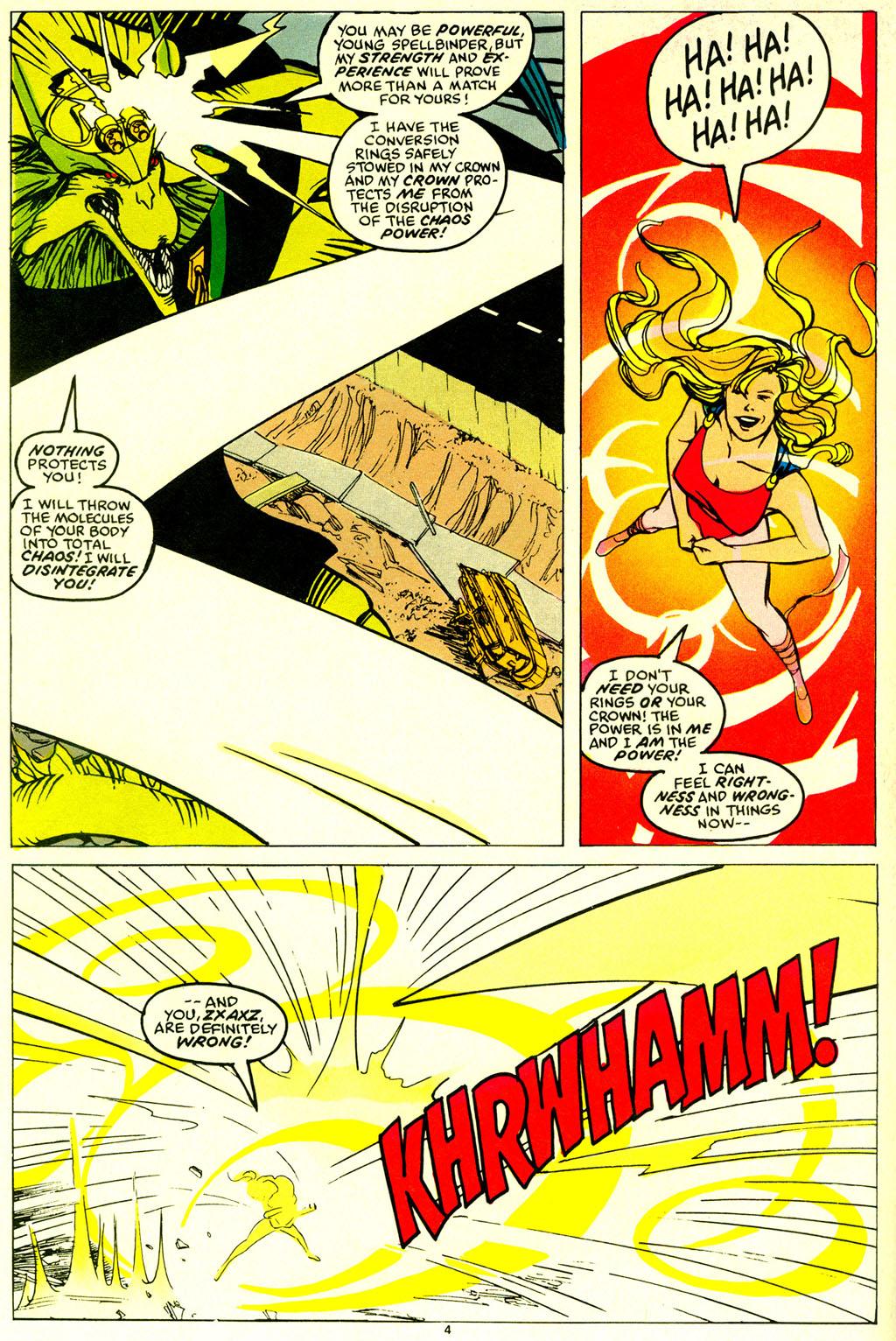 Read online Spellbound comic -  Issue #6 - 5