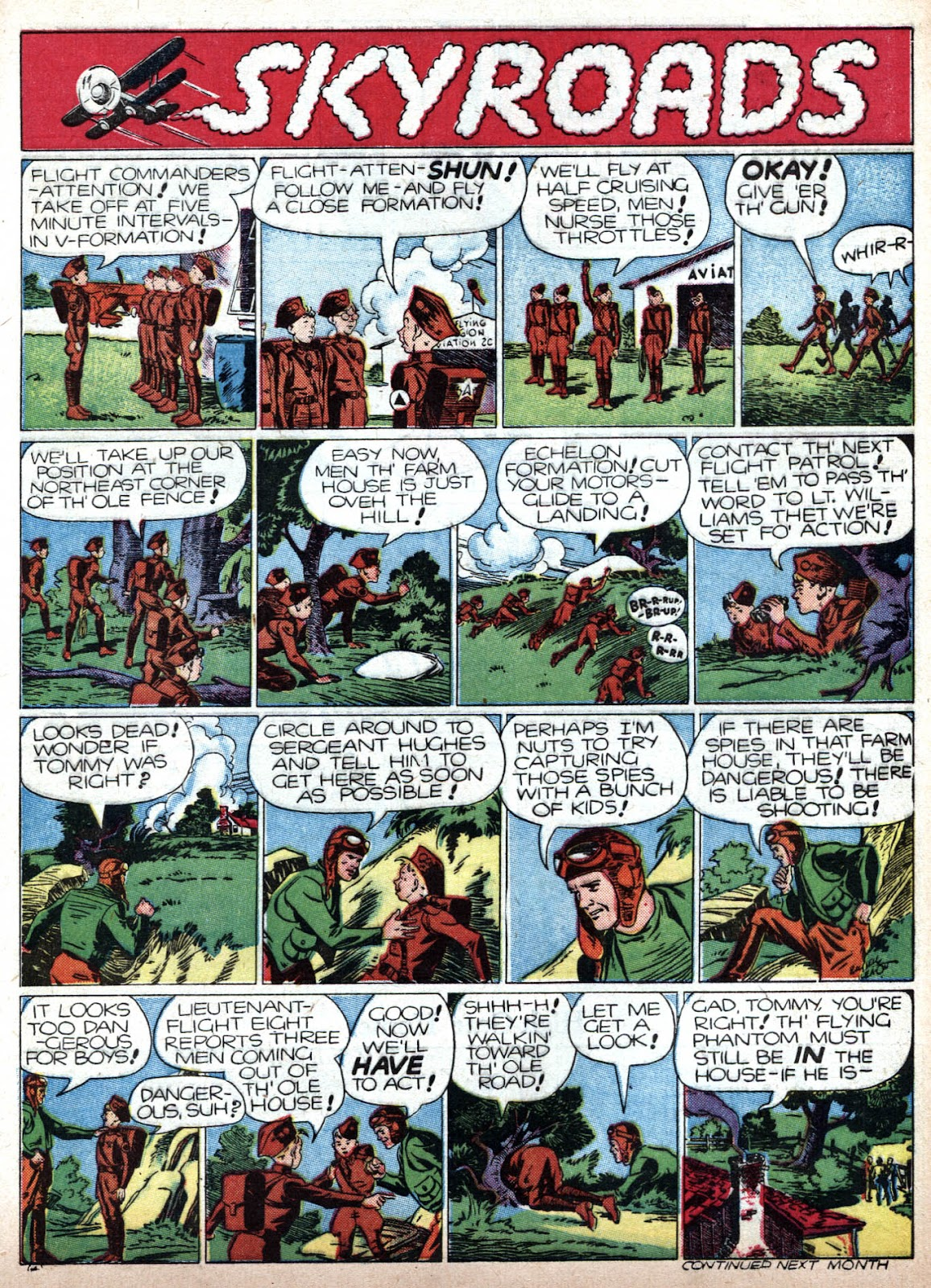 Read online Famous Funnies comic -  Issue #79 - 15