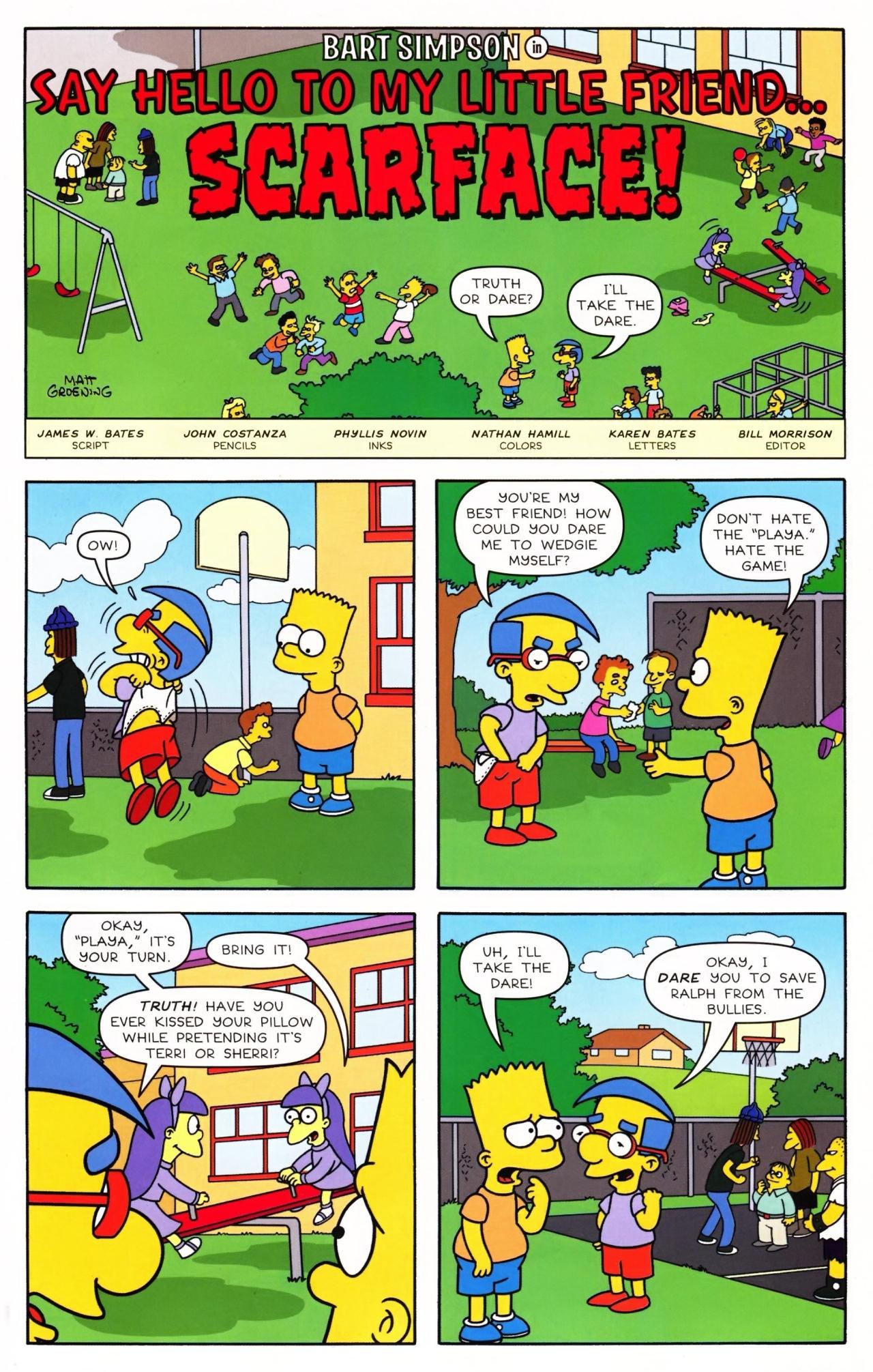 Read online Simpsons Comics Presents Bart Simpson comic -  Issue #42 - 19