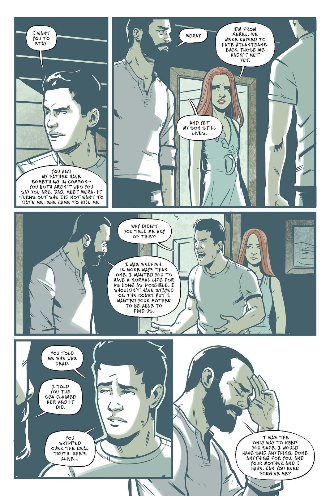 Read online Mera: Tidebreaker comic -  Issue # TPB (Part 2) - 64
