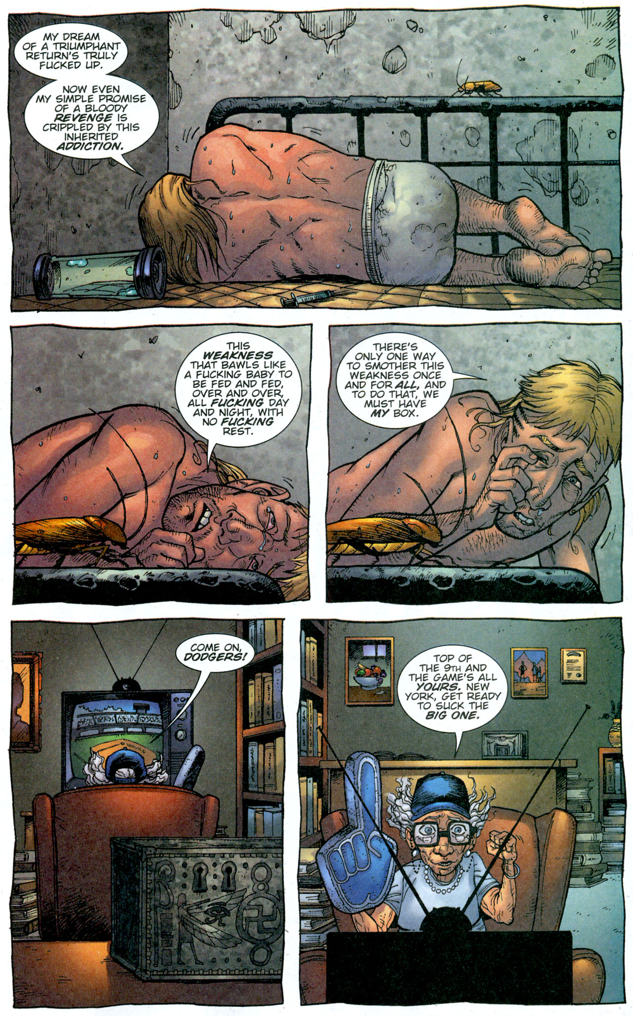 Read online The Exterminators comic -  Issue #13 - 14