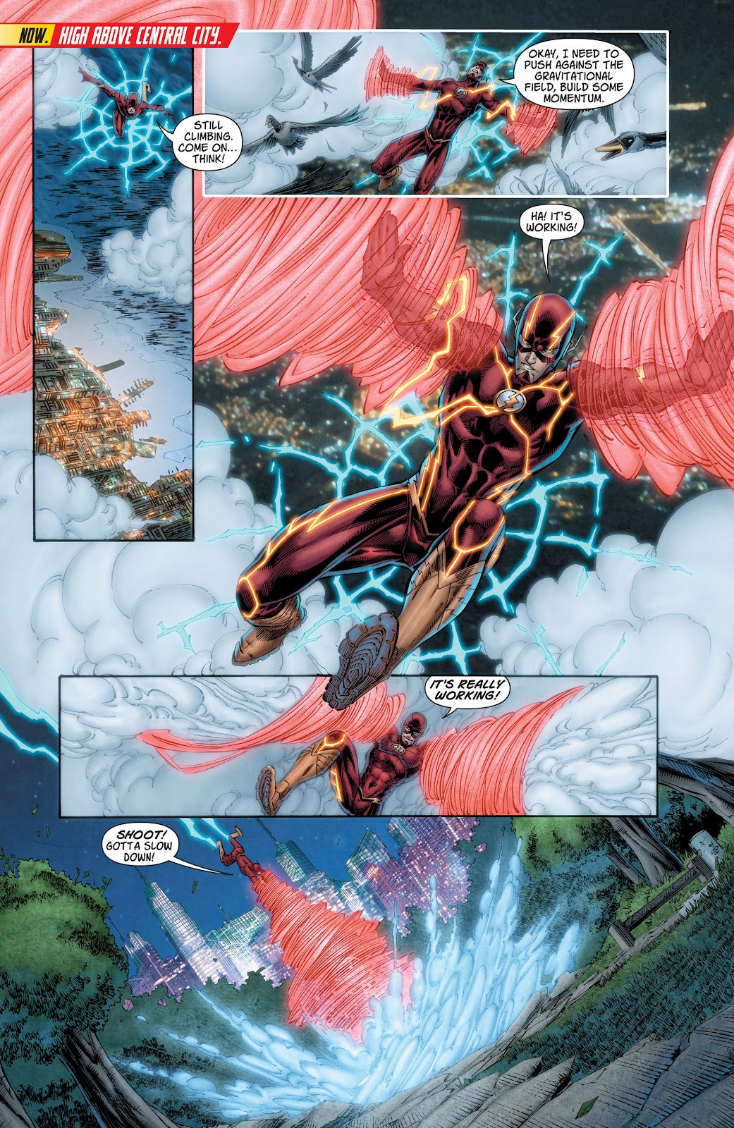Read online The Flash (2011) comic -  Issue # _TPB 6 (Part 1) - 94