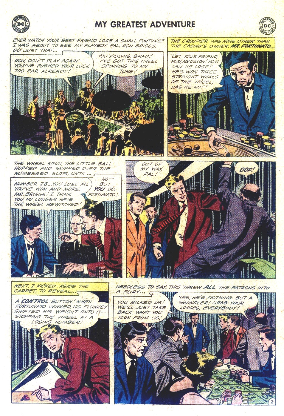 My Greatest Adventure (1955) issue 67 - Page 26