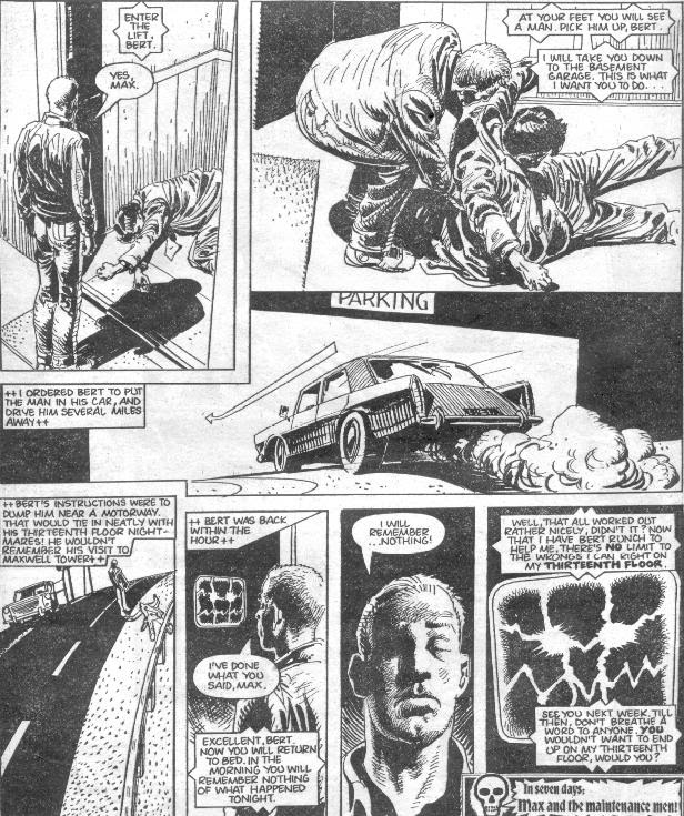 Read online The Thirteenth Floor (2007) comic -  Issue # Full - 36