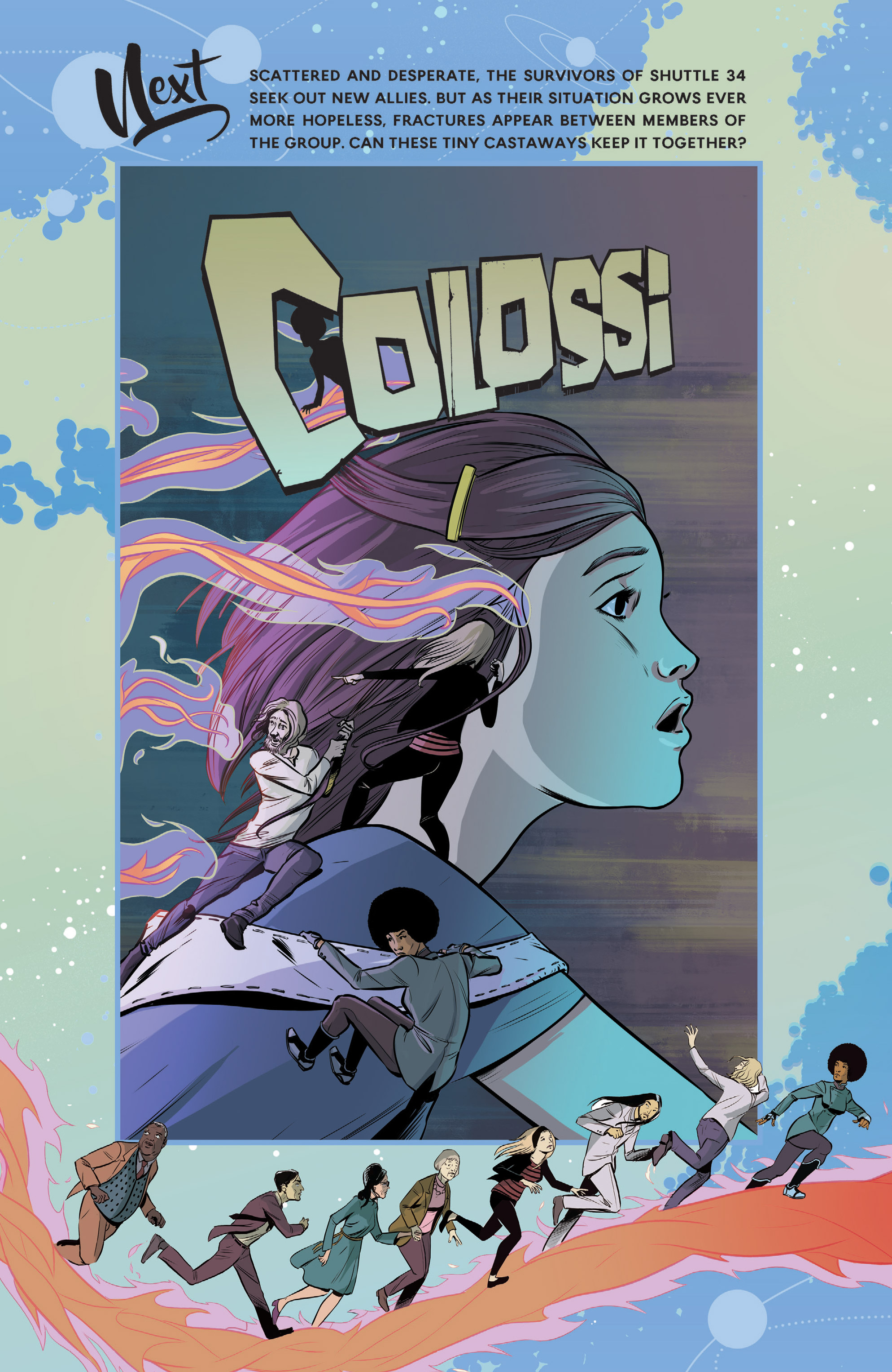 Read online Colossi comic -  Issue #2 - 27