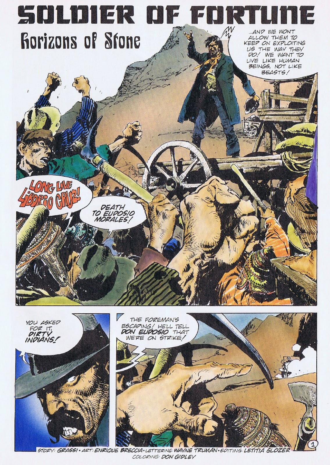 Read online Merchants of Death comic -  Issue #3 - 20