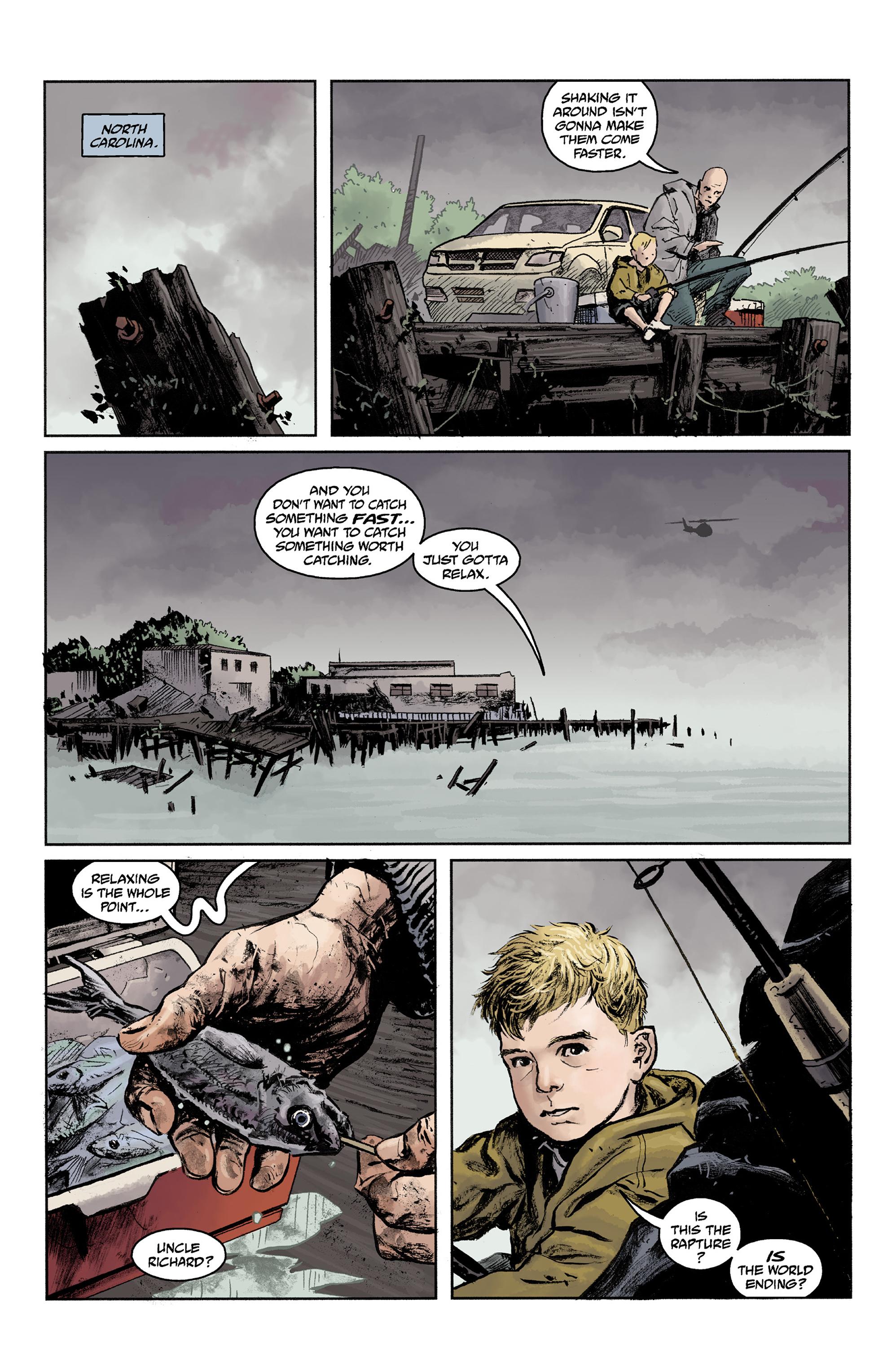Read online Abe Sapien comic -  Issue #36 - 3