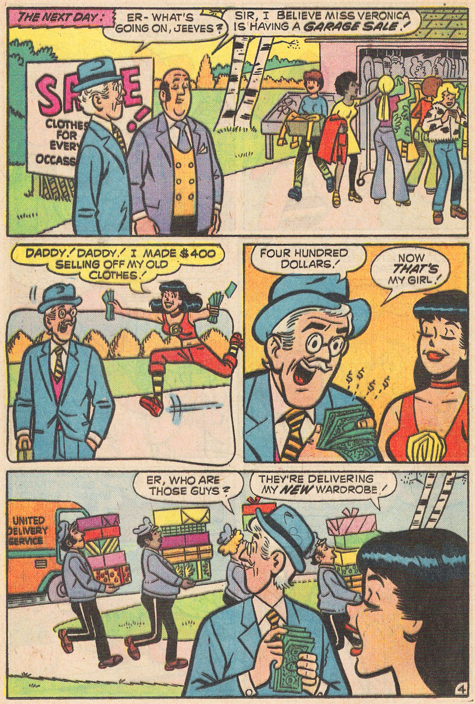Read online Archie's Girls Betty and Veronica comic -  Issue #237 - 16