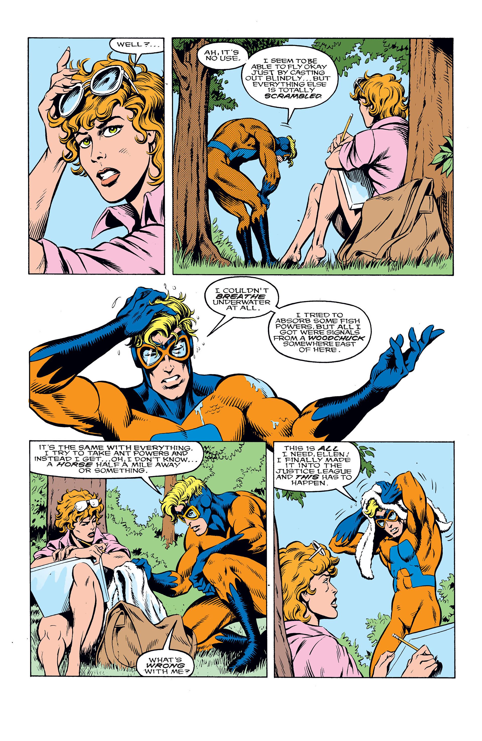 Read online Animal Man (1988) comic -  Issue #10 - 5